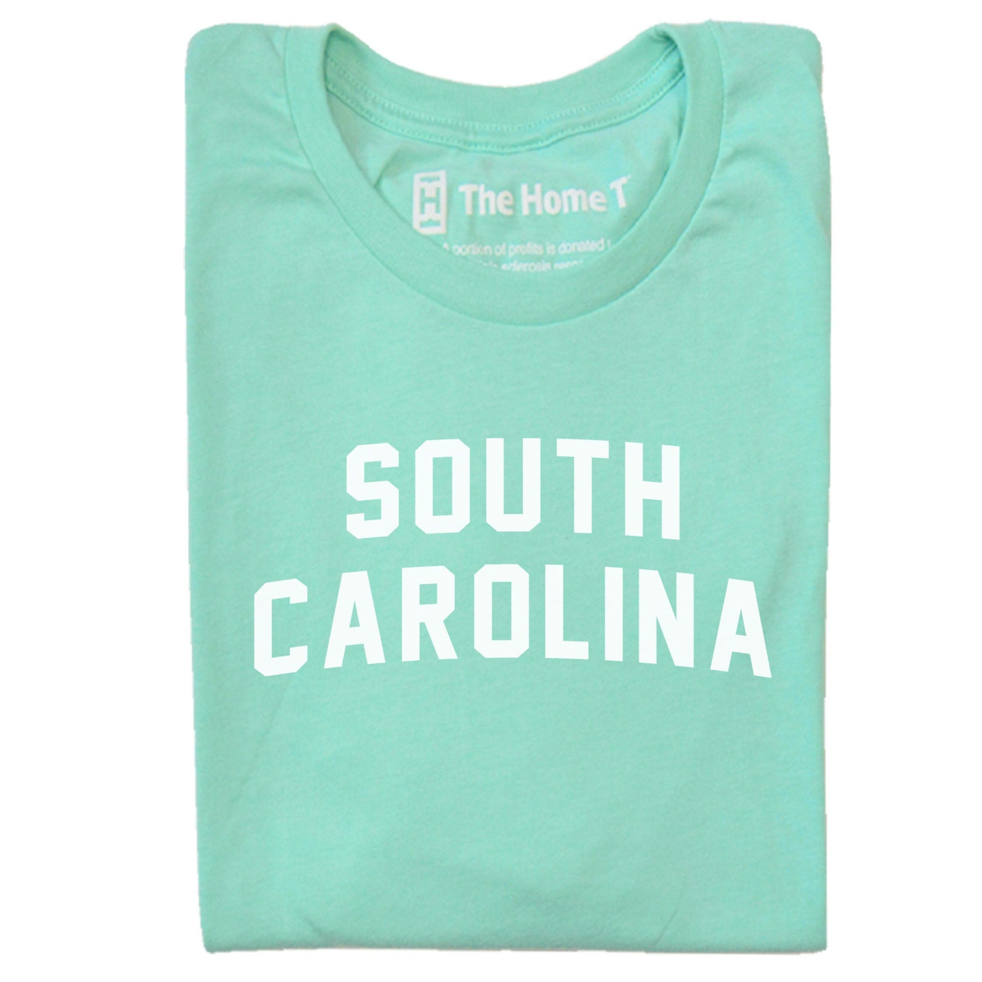 South Carolina Arched The Home T XS Mint