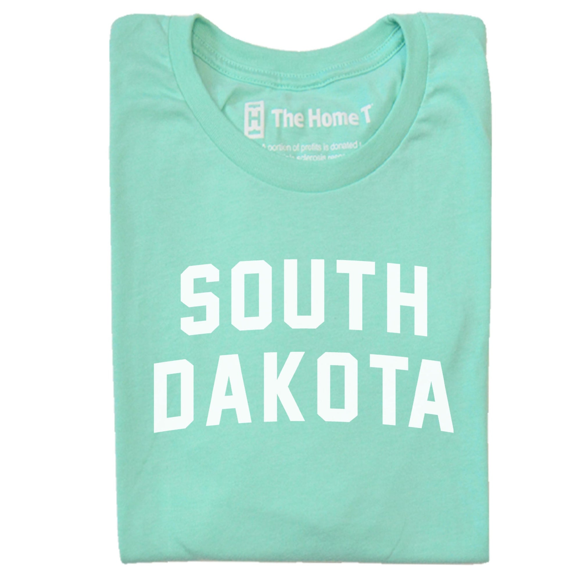 South Dakota Arched The Home T XS Mint