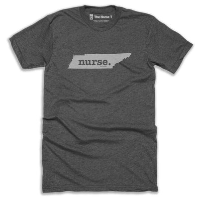 Tennessee Nurse Home T-Shirt
