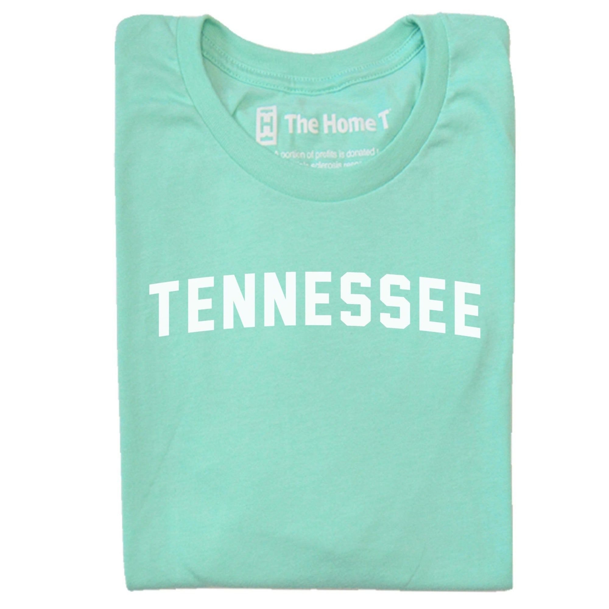 Tennessee Arched The Home T XS Mint
