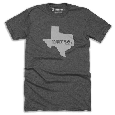 Texas Nurse Nurse Home T-Shirt