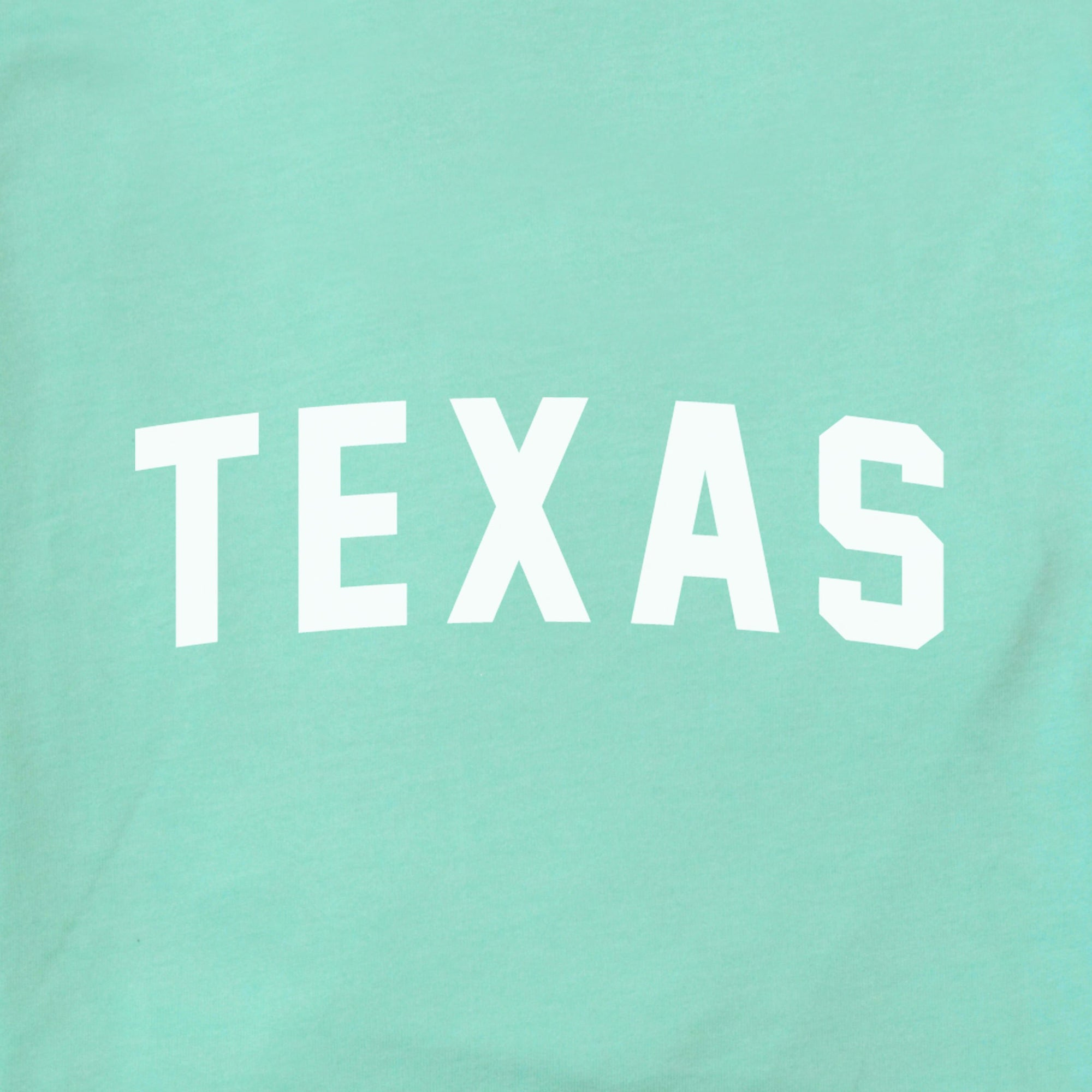 Texas Arched Shirt The Home T XS Mint