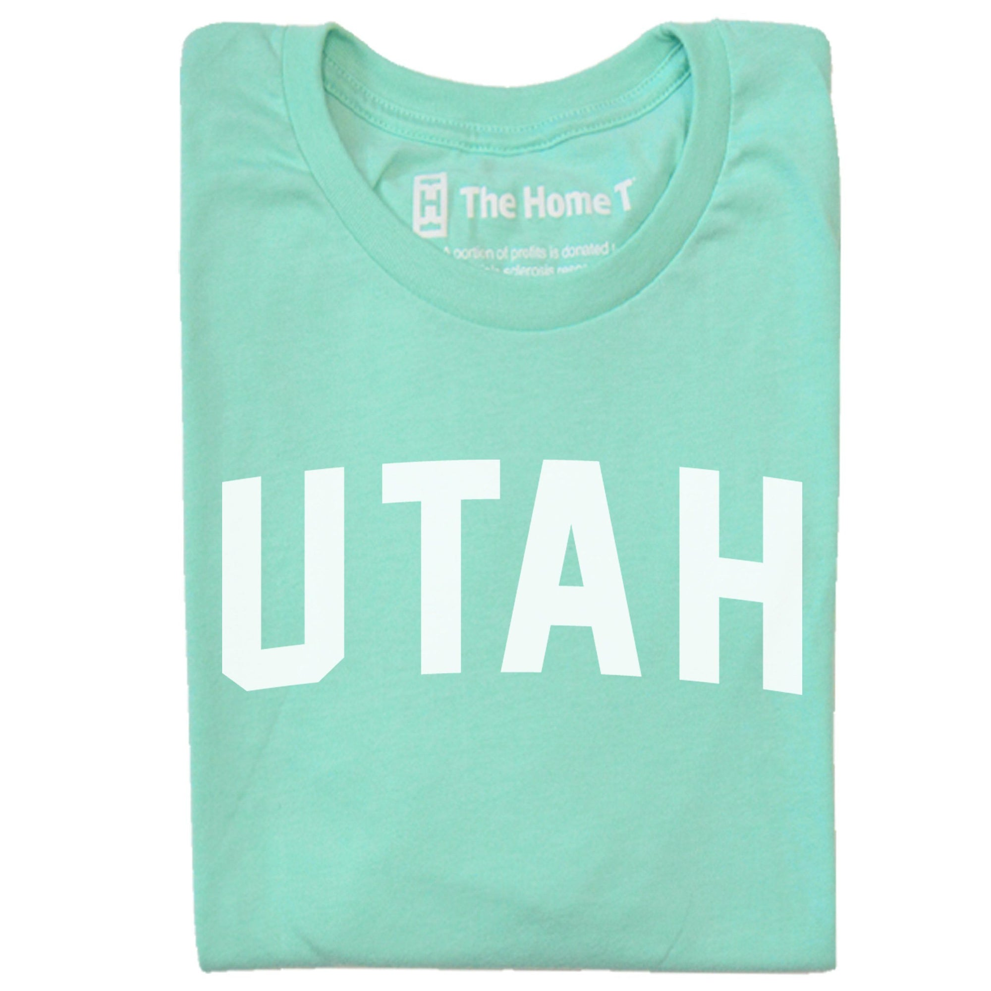 Utah Arched The Home T XS Mint