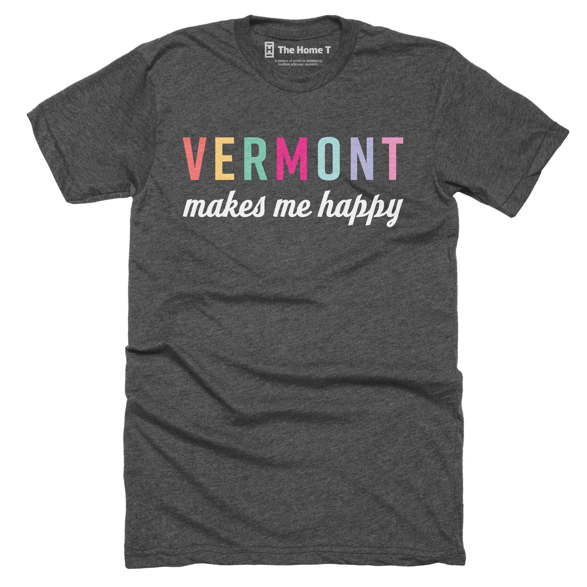 Vermont Makes Me Happy