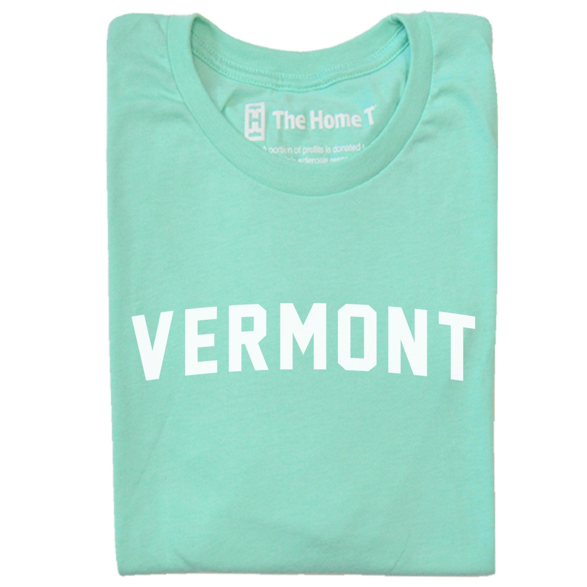 Vermont Arched The Home T XS Mint