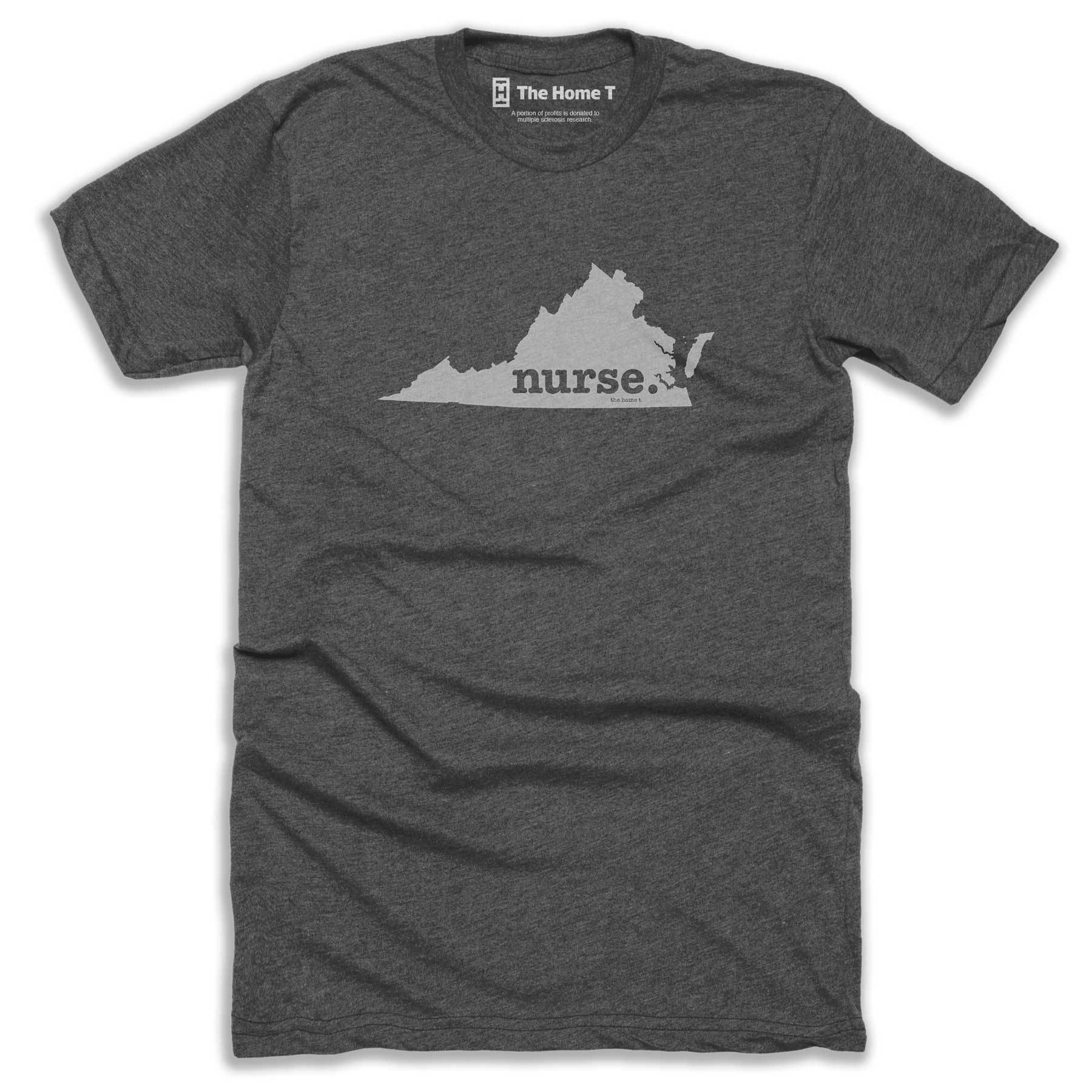 Virginia Nurse Home T-Shirt