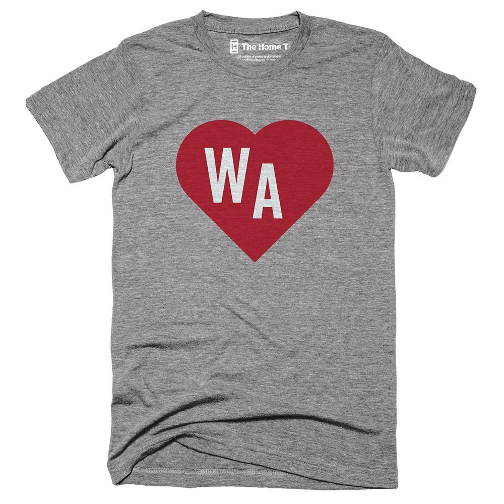 Washington Red Heart