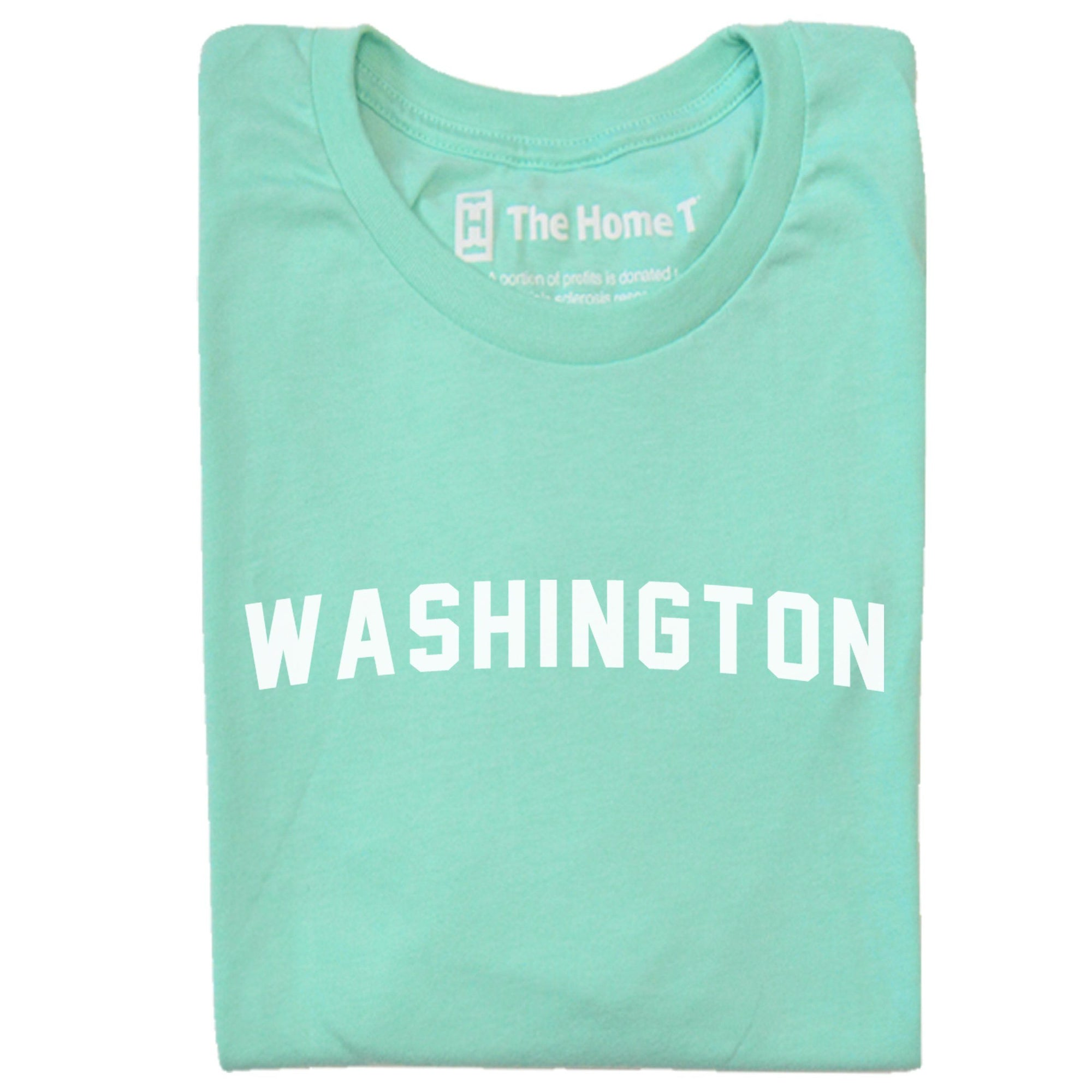 Washington Arched The Home T XS Mint