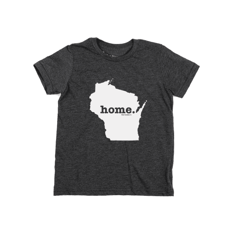 Wisconsin Home Kids T