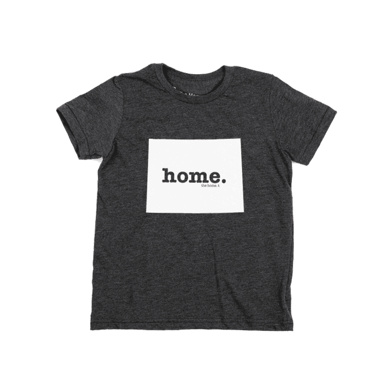Wyoming Home Kids T