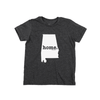 Alabama Home Kids State Shirt