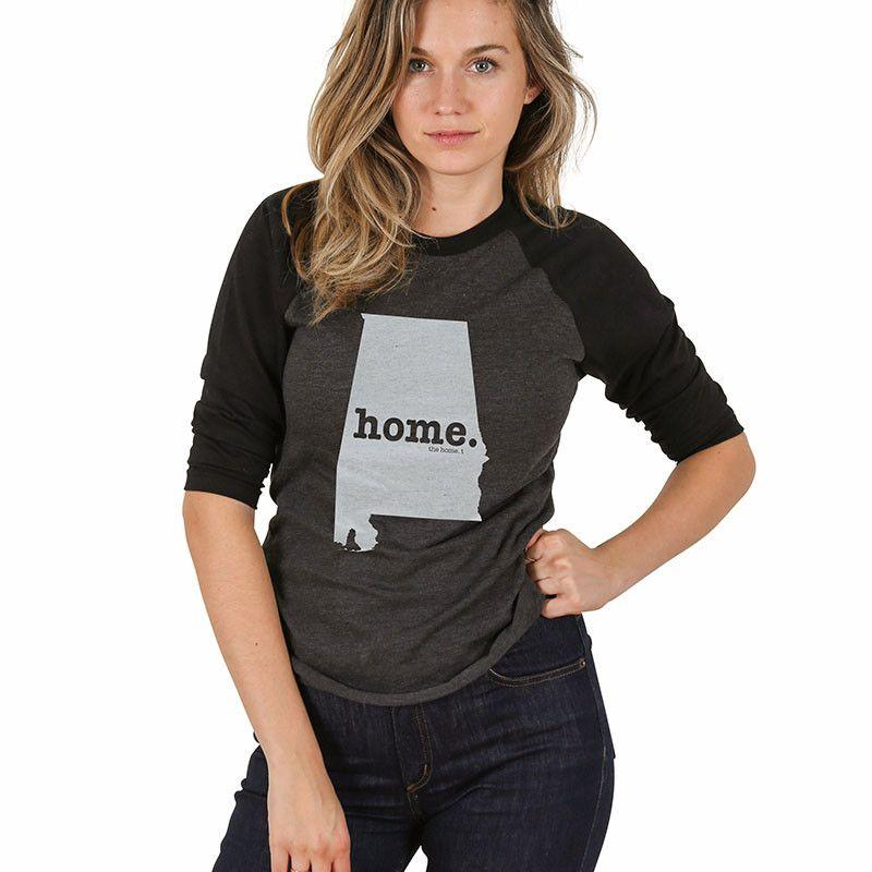 0e3ece977 Baseball Style Tees: State Pride Collection - The Home T.