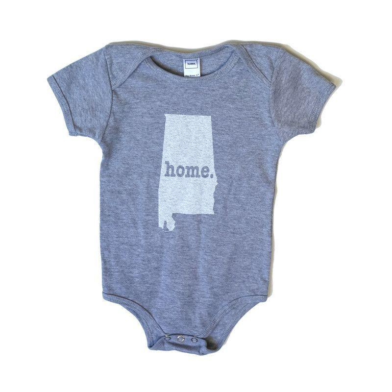 Alabama Home T Onesie