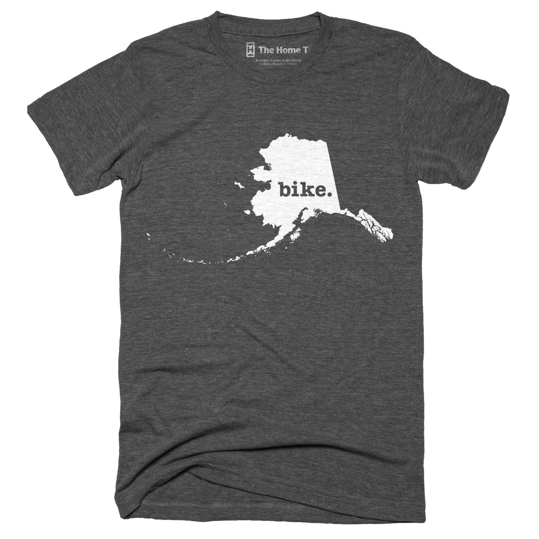 Alaska Bike Home T-Shirt
