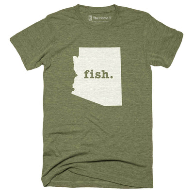 Arizona Fish Home T-Shirt