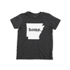 Arkansas Home Kids State Shirt