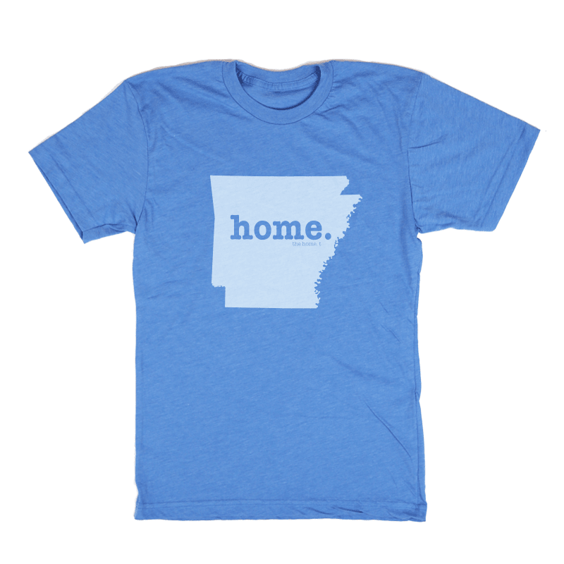 Arkansas Home T Original Crew The Home T XXL Grey