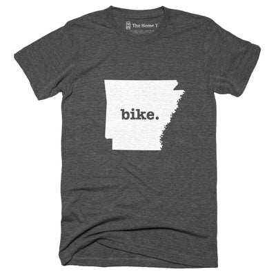 Arkansas Bike Home T-Shirt Outdoor Collection The Home T XS Grey