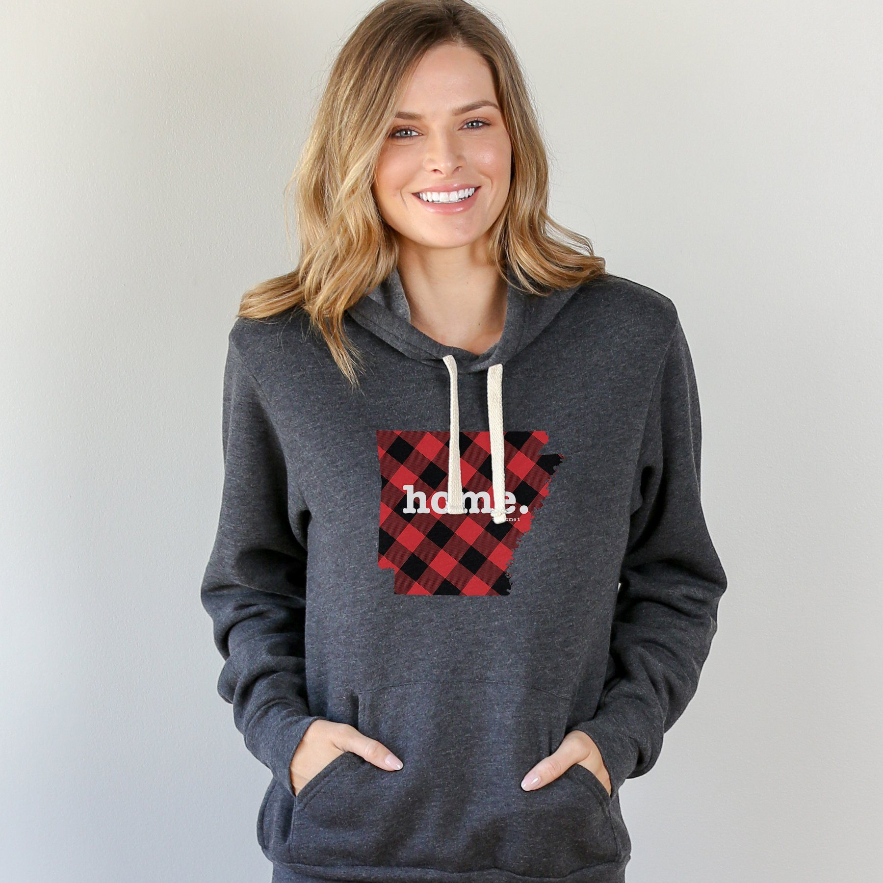 Arkansas Plaid Limited Edition Hoodie