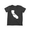 Kids California Home State T Shirt