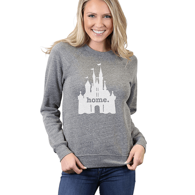 Home at the Castle Sweatshirt