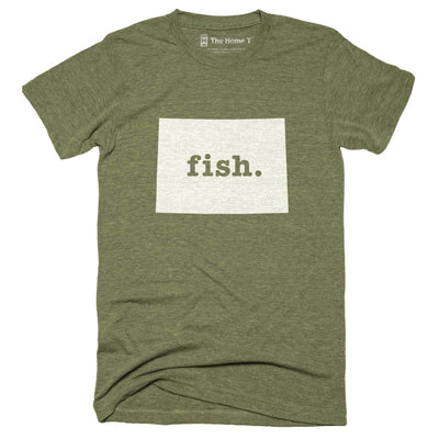 Colorado Fish Home T-Shirt