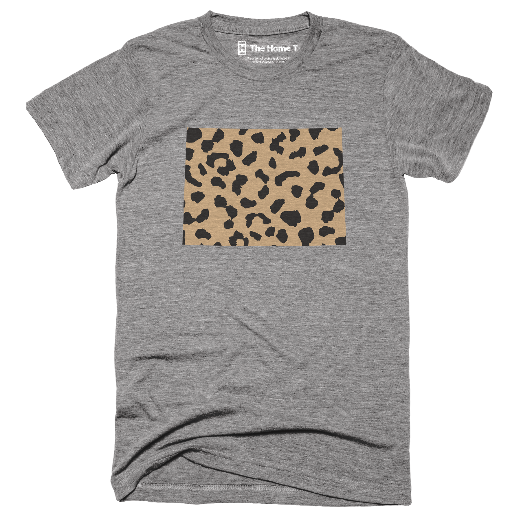 Colorado Leopard Pattern
