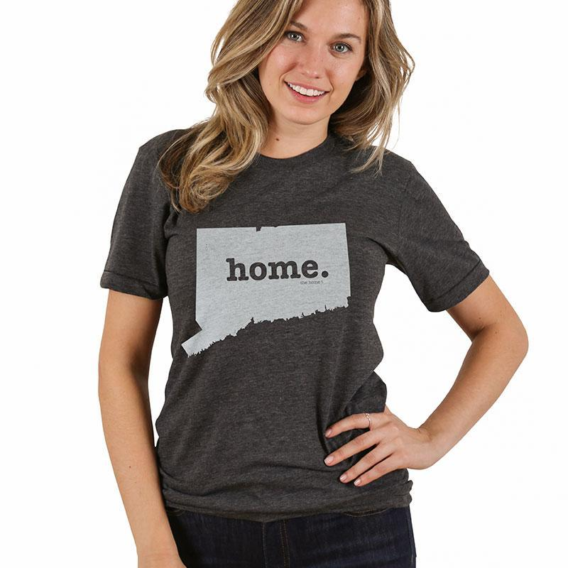Connecticut Home T Original Crew The Home T XXL Grey