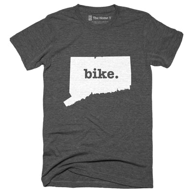 Connecticut Bike Home T-Shirt Outdoor Collection The Home T XS Grey
