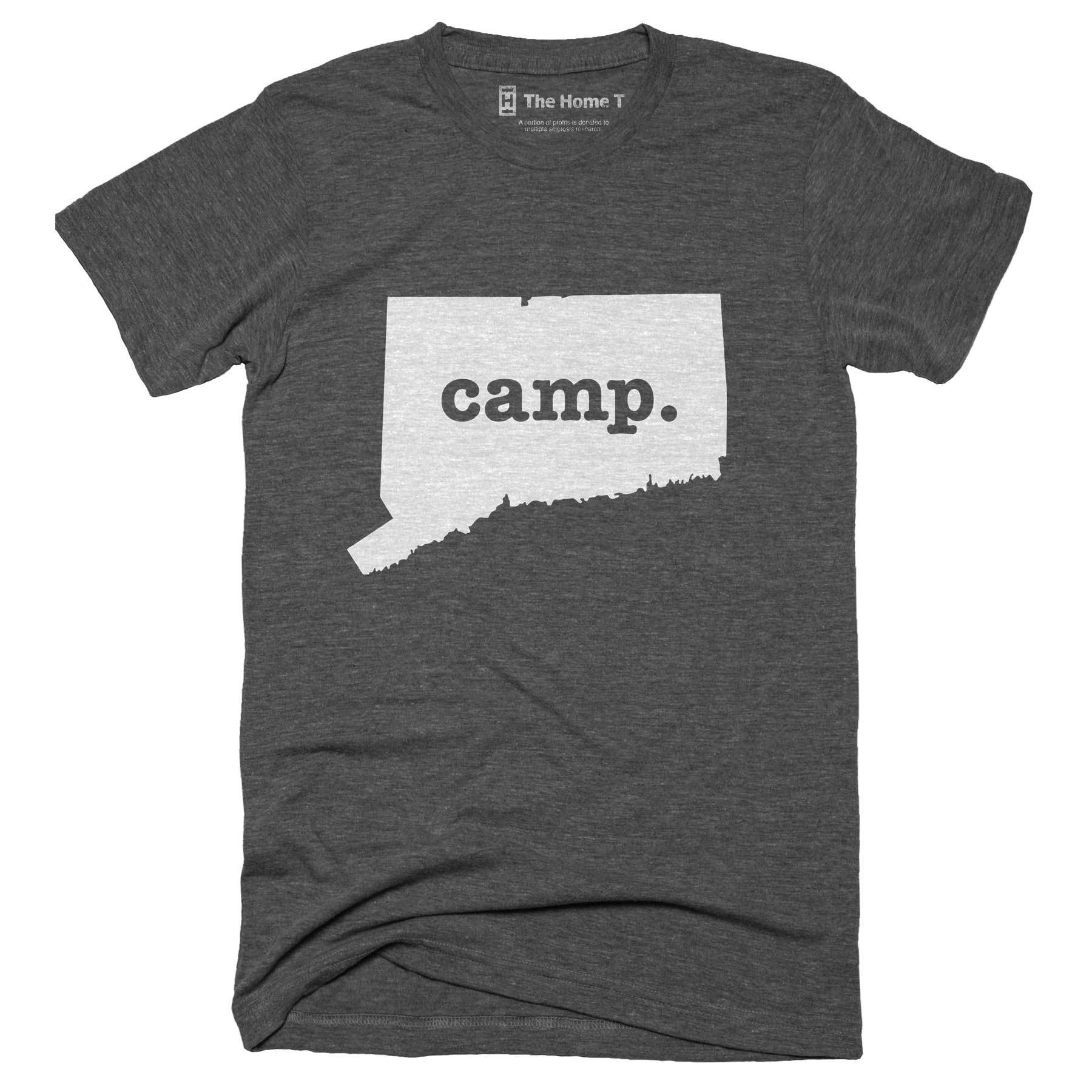Connecticut Camp Home T-Shirt