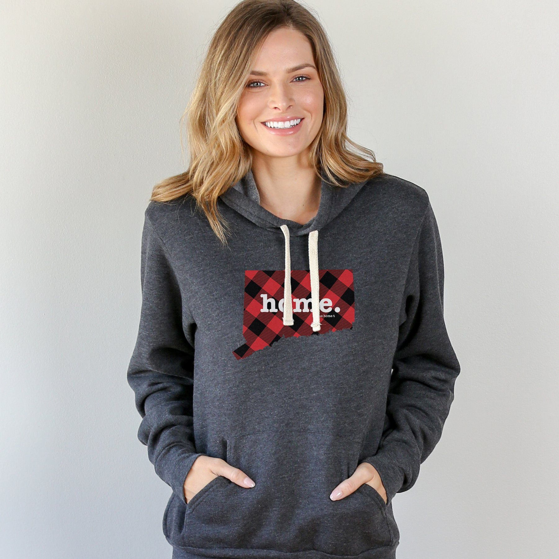 Connecticut Plaid Limited Edition Hoodie