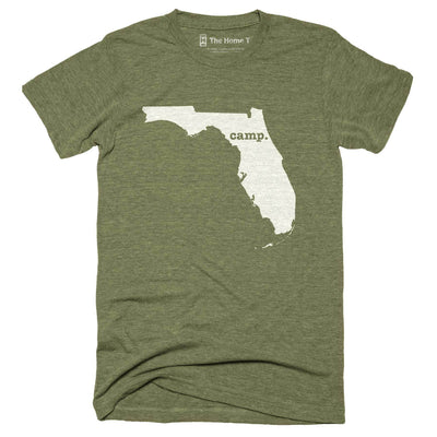 Florida Camp Home T-Shirt