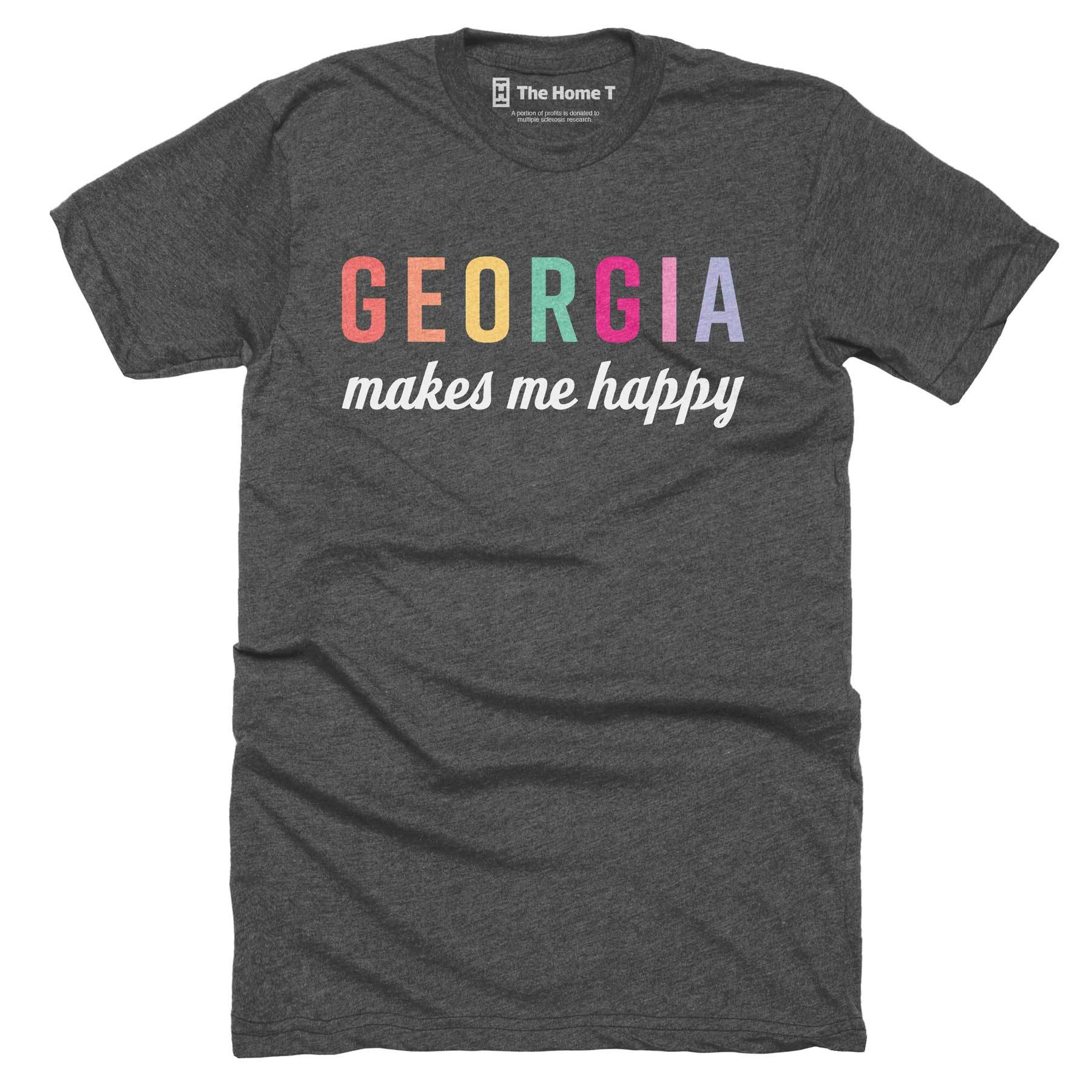 Georgia Makes Me Happy