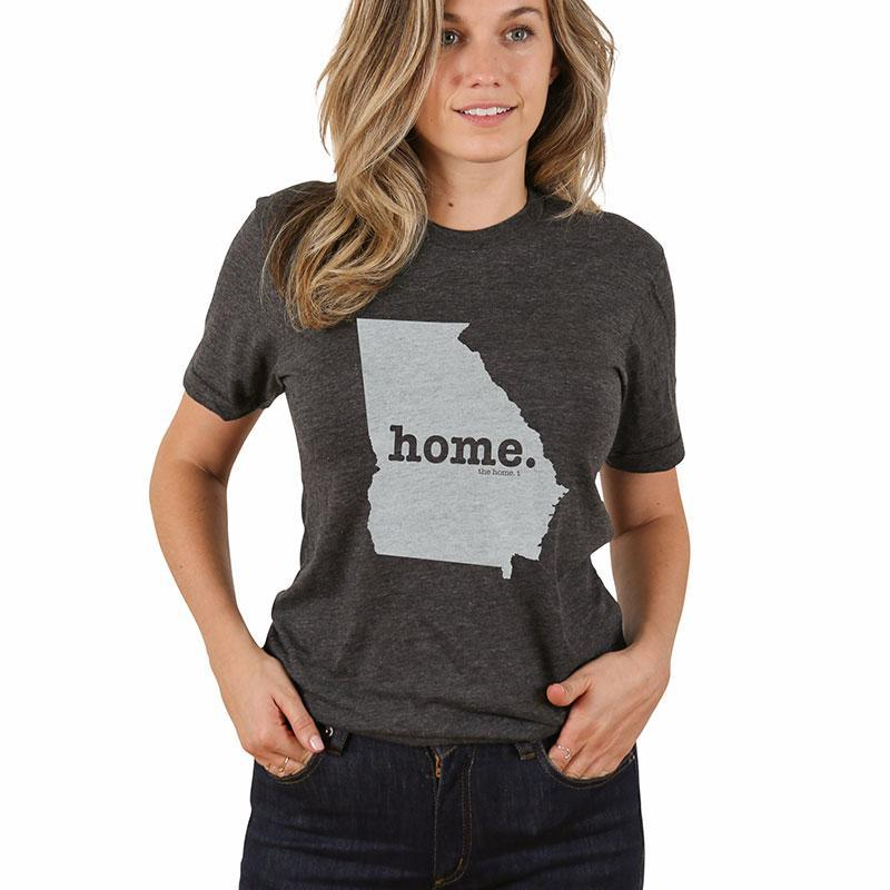 Georgia Home T Original Crew The Home T XXL Grey