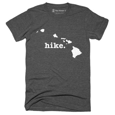 Hawaii Hike Home T-Shirt Outdoor Collection The Home T XXL Grey