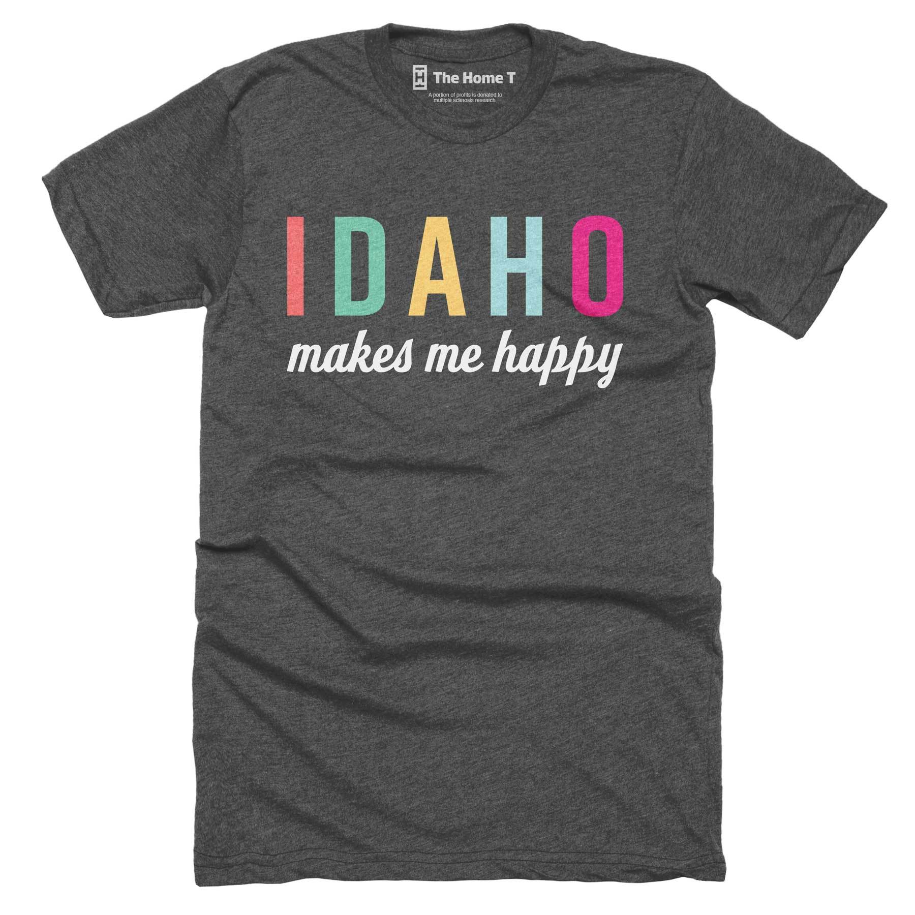 Idaho Makes Me Happy