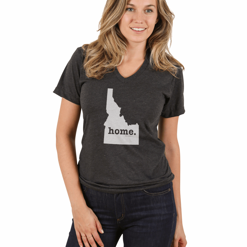 Idaho Home V-neck