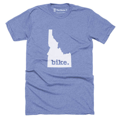 Idaho Bike Home T-Shirt