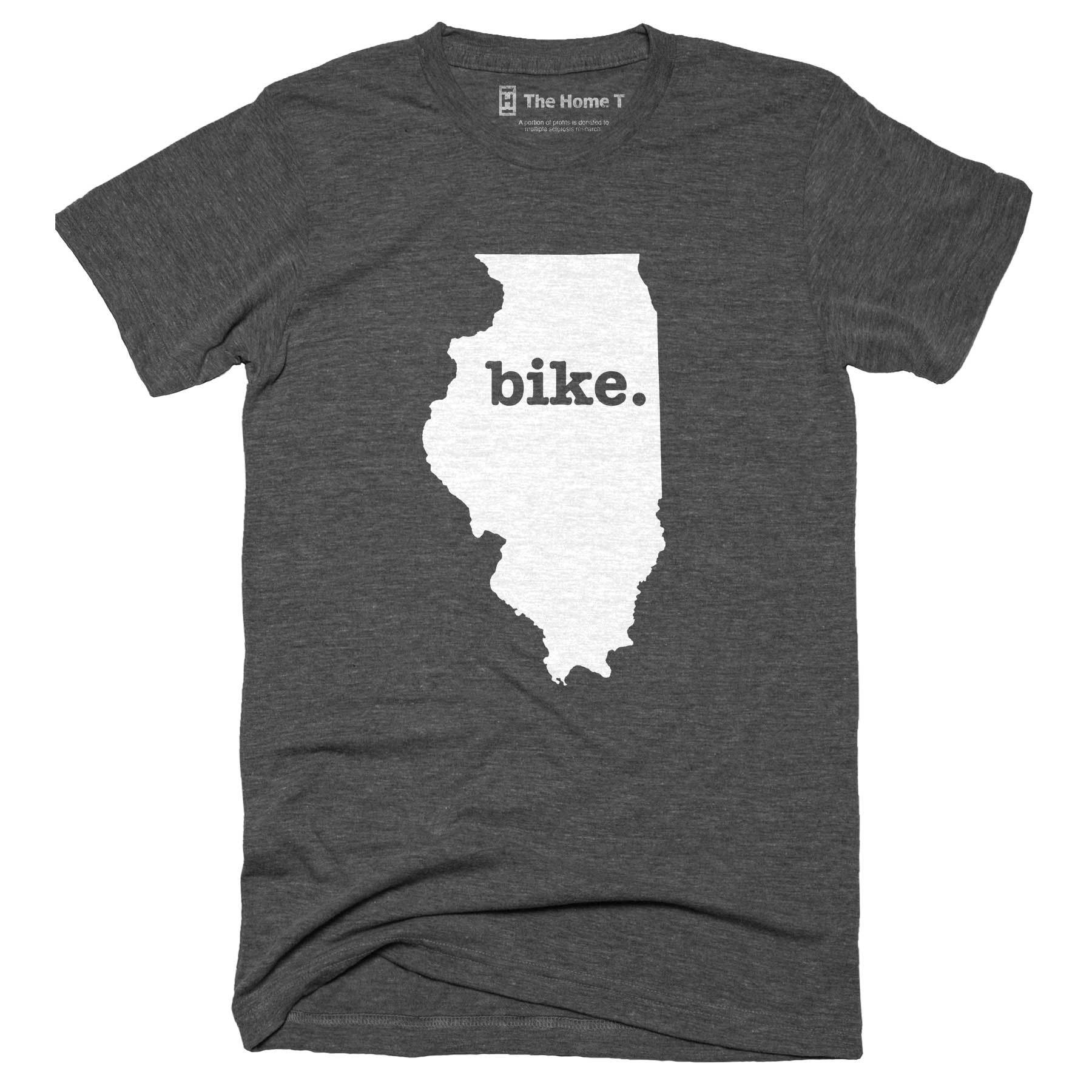 Illinois Bike Home T-Shirt