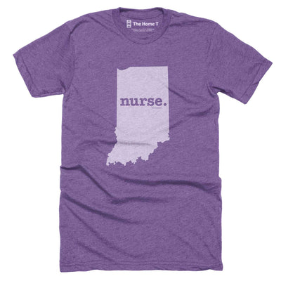 Indiana Nurse Home T-Shirt