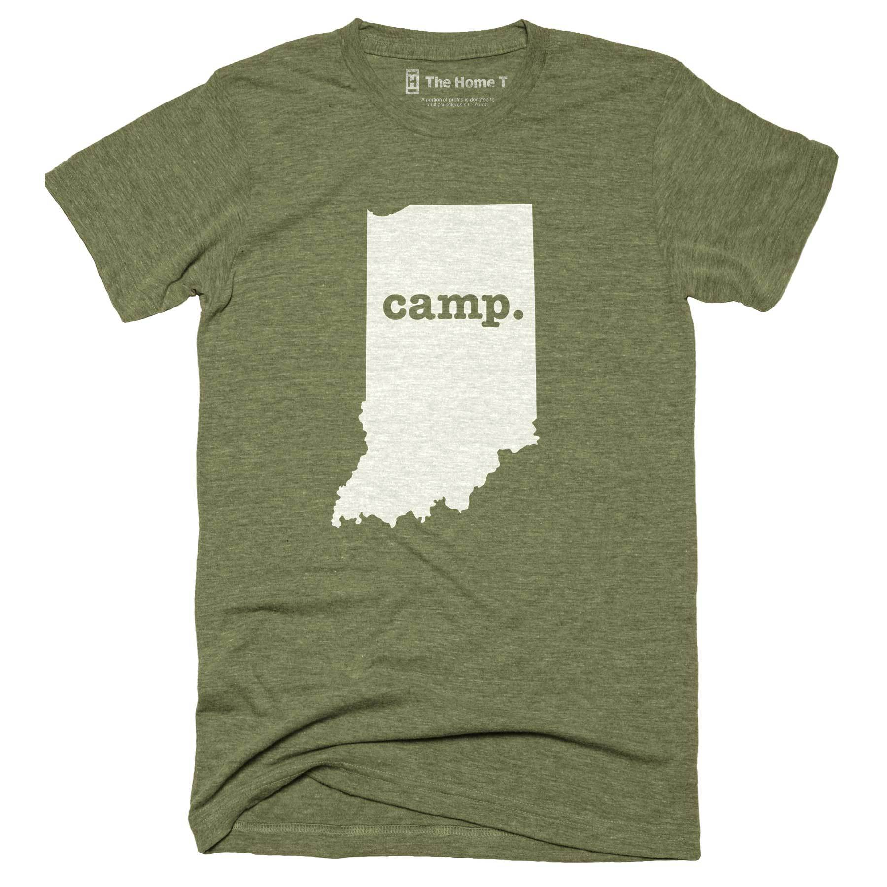 Indiana Camp Home T-Shirt