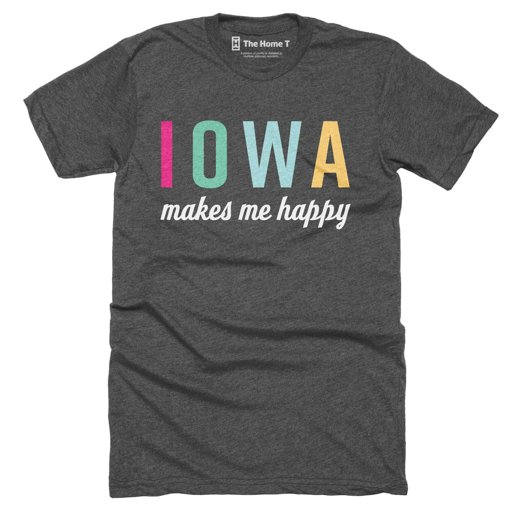Iowa Makes Me Happy
