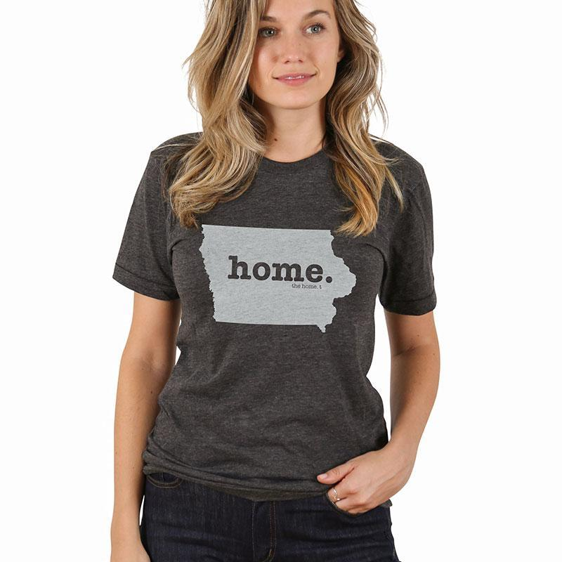 Iowa Home T Original Crew The Home T XXL Grey