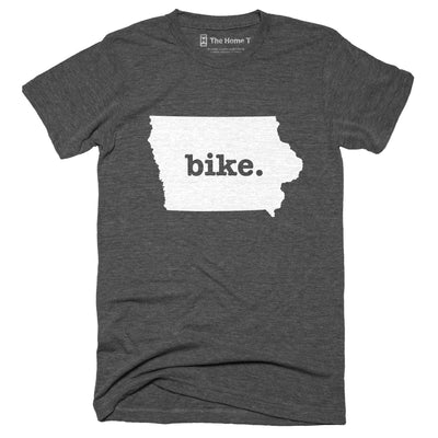 Iowa Bike Home T-Shirt