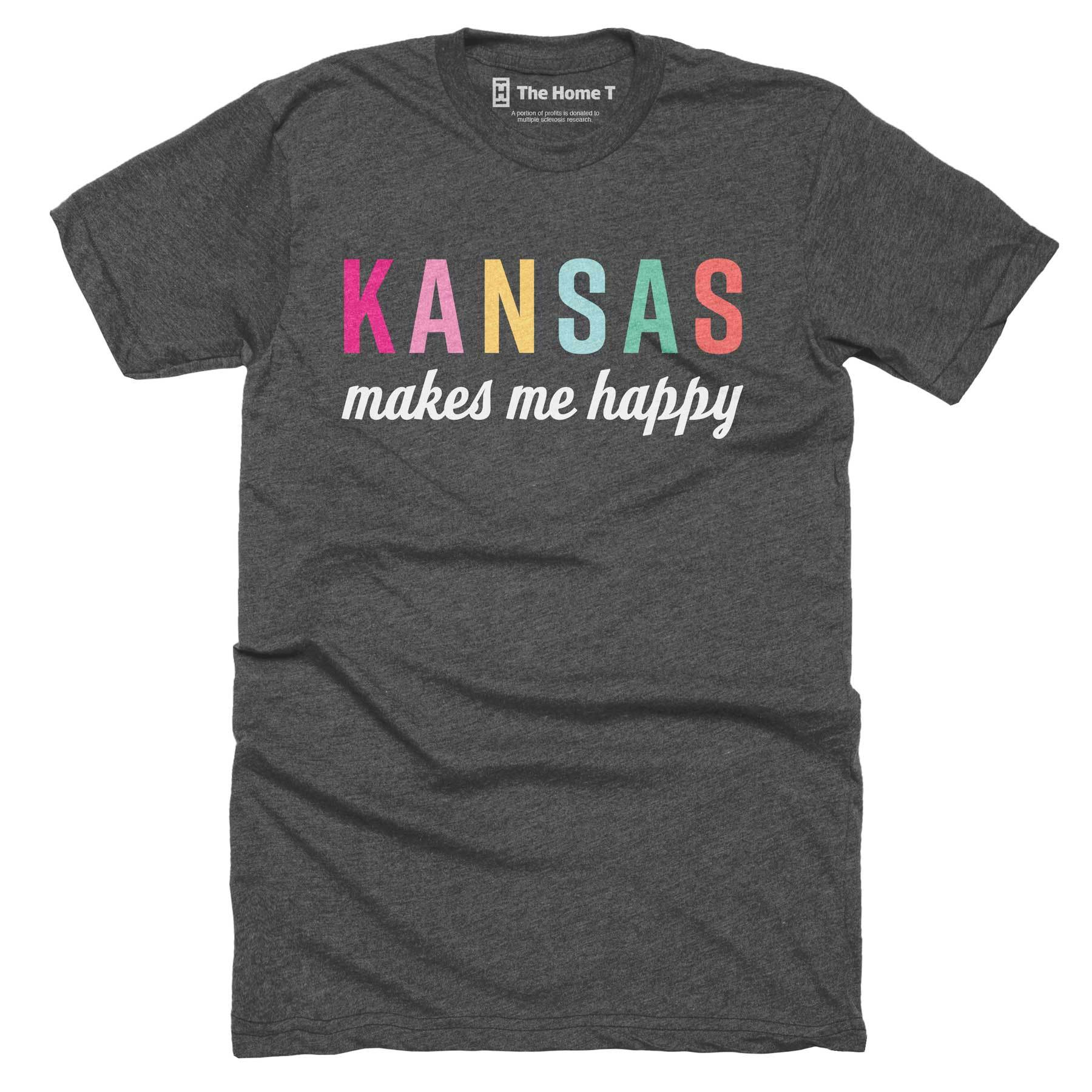 Kansas Makes Me Happy