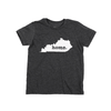 Kentucky Home Kids State T Shirt
