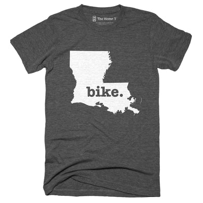Louisiana Bike Home T-Shirt Outdoor Collection The Home T XS Grey