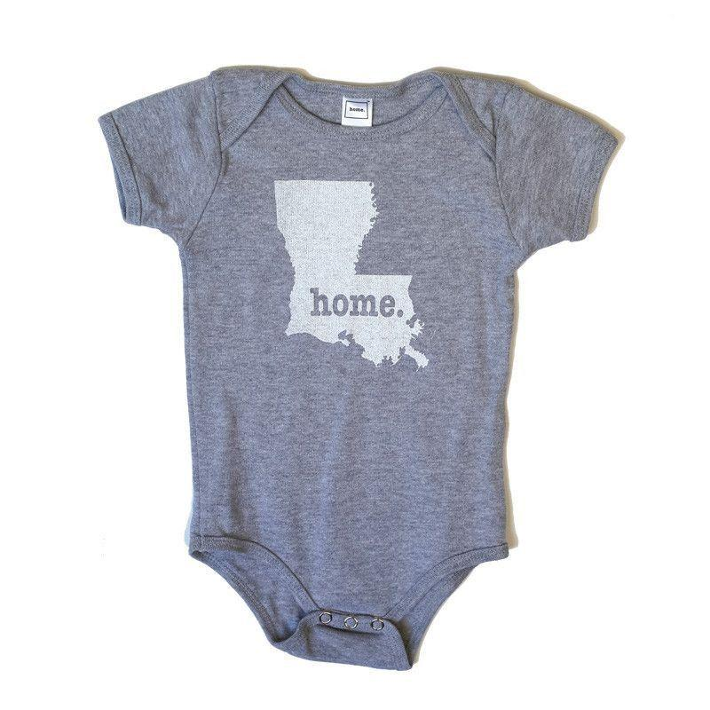 Louisiana Home T Onesie