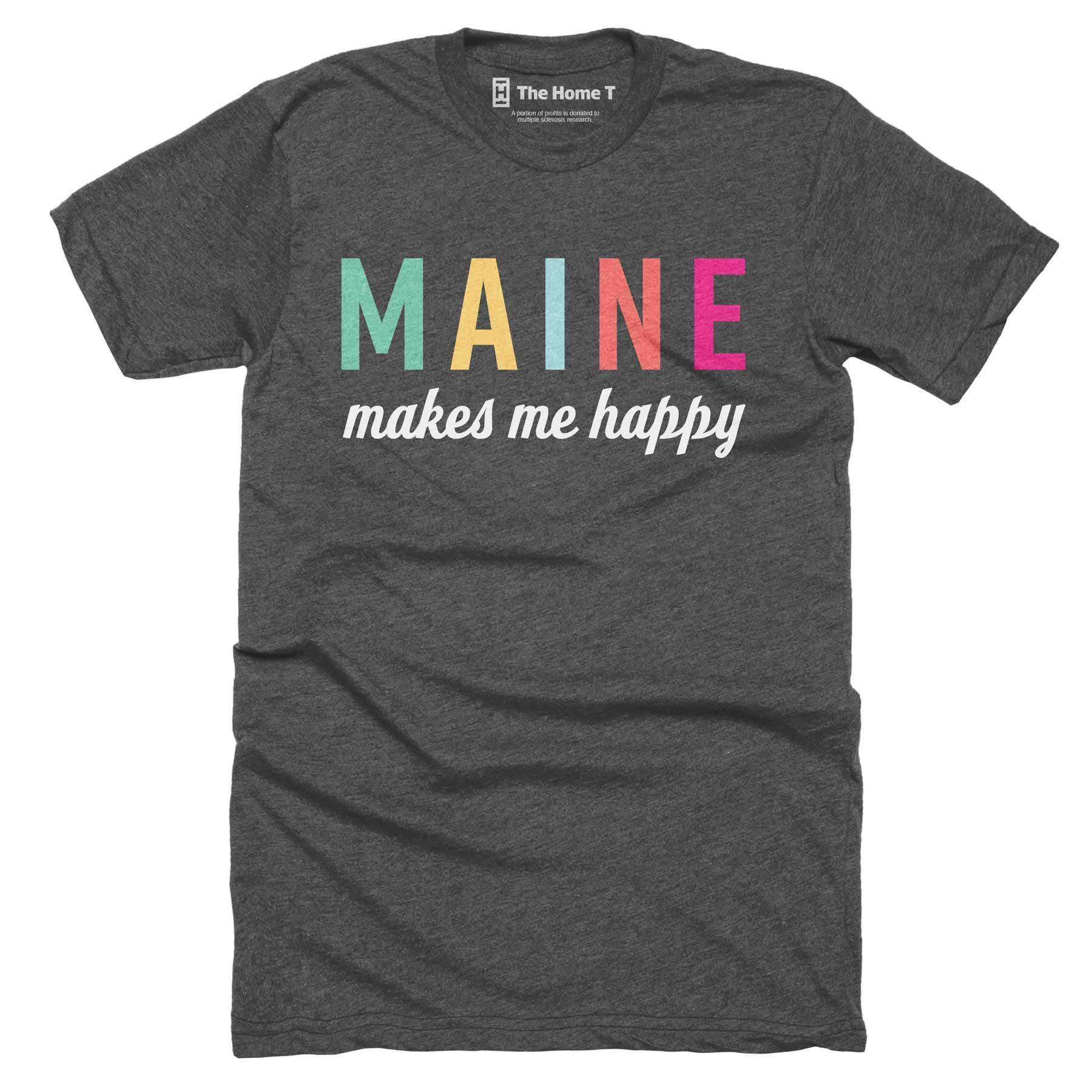 Maine Makes Me Happy