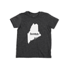 Maine Home Kids State T Shirt
